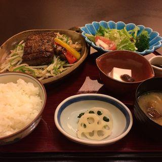 ステーキ膳(たか福 羽田空港国際線ターミナル店 )