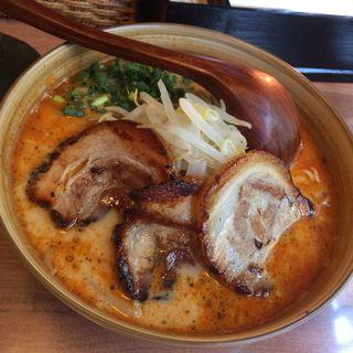 ピリ辛味噌(ラーメン千の風)