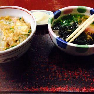 玉子丼(辰 新在家店)