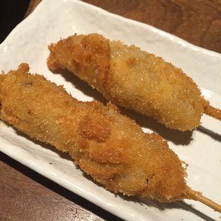 串カツ 牛(えこひいき 四条木屋町店 )