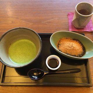 できたて本わらび餅(紫野和久傳 堺町店)
