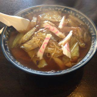 スープ焼きそば(釜彦 )