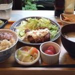 チキン南蛮風プレート(mumokuteki cafe (ムモクテキカフェ))