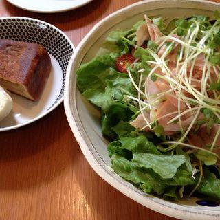 サラダランチ(boogaloocafe 百万遍店 (ブーガルー カフェ))
