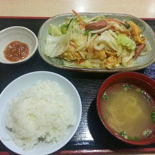 ふーチャンプルー(おきなわ亭)