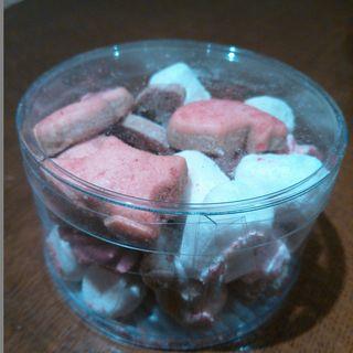 菓子よろし ふきよせ (紅白)(東京 芝 とうふ屋うかい)