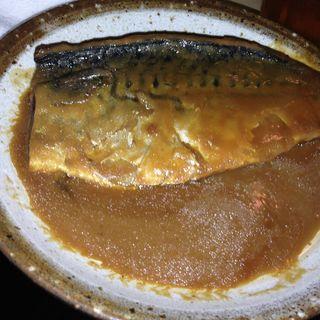 さばの味噌煮定食(舞浜 (まいはま))