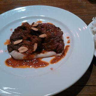 牛肉のハラミステーキ(ラ ボデガ 丸の内店 )