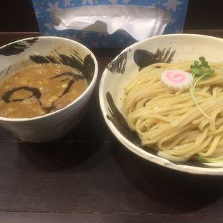 濃厚つけ麺(銀座 朧月 目黒処)