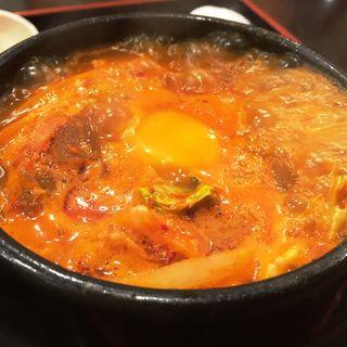 牛スジチム定食(韓国亭 (カンコクテイ))