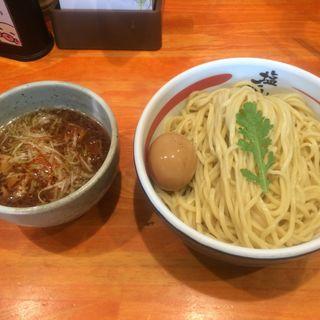 塩つけ麺(京田辺塩元帥)