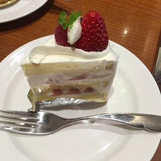 ショートケーキ(トロンコーニ)