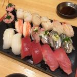 食べ放題(雛鮨 新宿マルイ店 (ひなずし))