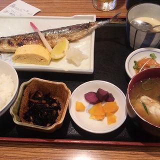 焼き魚定食(漁港酒場 鯛将丸 )