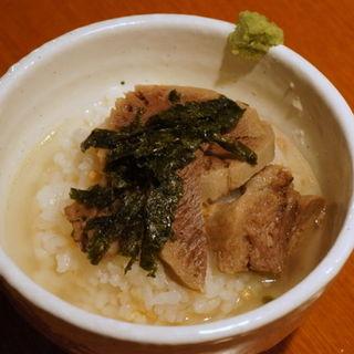 牛たん茶漬け(牛たん処 たん味屋 烏丸店)
