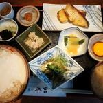 西京焼とろろめし(葱や平吉 高瀬川店 (ねぎやへいきち))