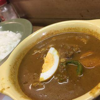 チキン+野菜カレー(紅屋 (ベニヤ))