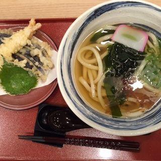 天ぷらうどん(冨士屋 天王寺MIOプラザ館店 )