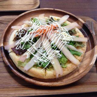新生姜ピザ(カフェ ニュージンジャー )