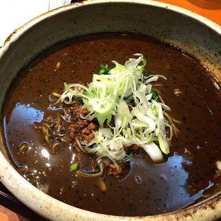 熱烈黒坦々麺(中国酒家 朝陽閣 難波店 (チョウヨウカク))