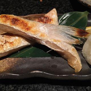サーモンハラス焼き(Foods bar 栞屋 (フーズバー シオリヤ))