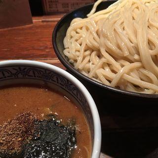 山椒つけ麺(並)(三田製麺所 六本木店 )