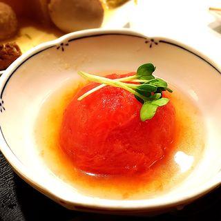 トマトおでん(味茂座 (ミモザ))