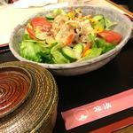 冷しゃぶサラダ定食(北浜 横浜店 )