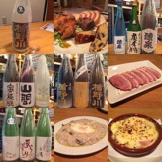 (立ち呑み 洋もん 日本酒のめるとこ )