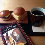 だし巻きサンド・あんバターサンド(ノット カフェ (knot cafe))