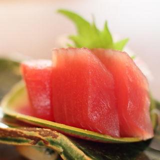 マグロ(日本料理 おぎ原 )