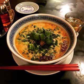 坦々麺(餃子荘 紅蜥蜴 (ギョウザソウベニトカゲ))