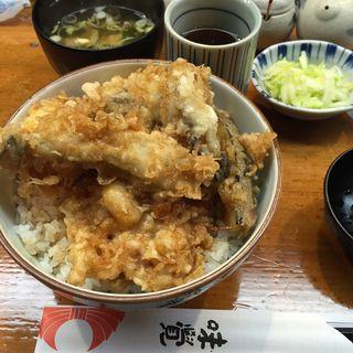牡蠣天丼(季節もの)(てんぷら 味覚 (てんぷら・みかく))