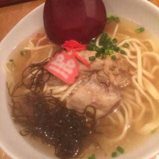 ソーキそば(はいさいキッチン 代官山 )