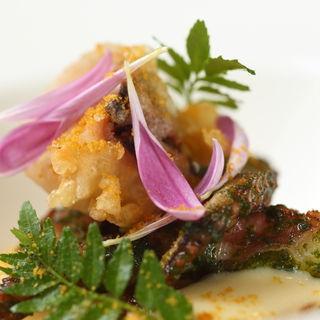 鮮魚のフリット(メゾン ルパン ミュラ (Maison LePinMura))