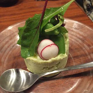 アボカド ポテトサラダ(かちゃぐり屋 (かちゃぐりや))