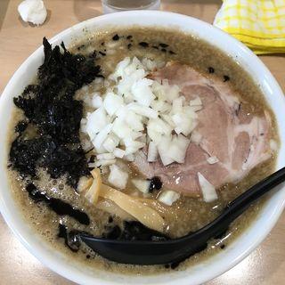 煮干し(MONCHAN RAMEN SHUN (モンチャン ラーメン シュン))