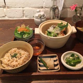 小空ごはん定食(小空カフェ artisan (【旧店名】小空荘))