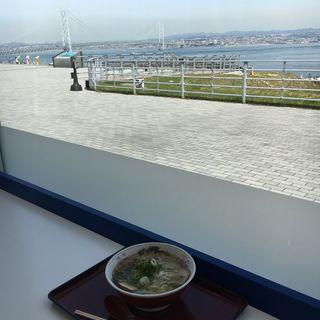 淡路玉葱ラーメン(野菜スープ)(淡路サービスエリア(上り線) フードコート・スナックコーナー )