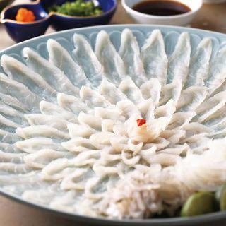 てっさ(日本料理 「源氏」 ヒルトン名古屋 (げんじ))