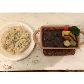 牛スネの赤ワイン煮(hojo grill works (ホジョグリルワークス))
