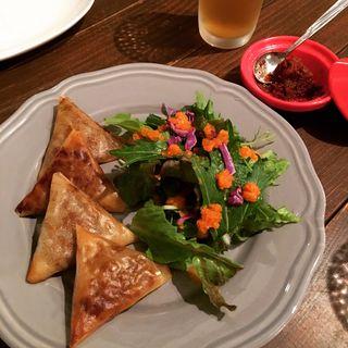 ひき肉のブリワット(シュクランキッチン (Shukran-Kitchen))