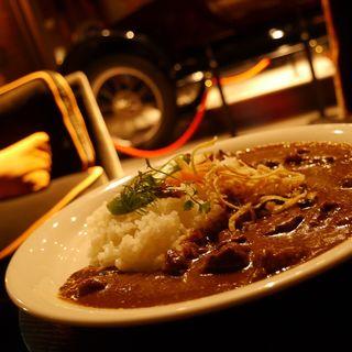 特製熟成肉をじっくり煮込んだビーフカレー(Cafe 1923 (カフェ イチキュウニイサン))