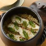 白身の土鍋
