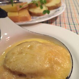 ラクレット(スイス料理 ハウゼ)