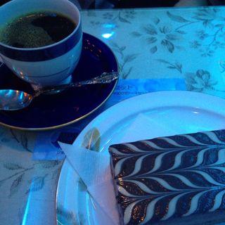 チョコレートケーキ(ソワレ )