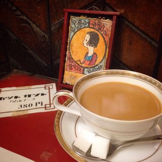 ホットコーヒー(静香 (シズカ))