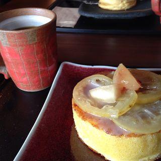 愛媛産レモンのパンケーキ(雪ノ下 京都本店 )