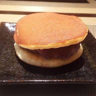 銅鑼焼(かきはち 本店 )