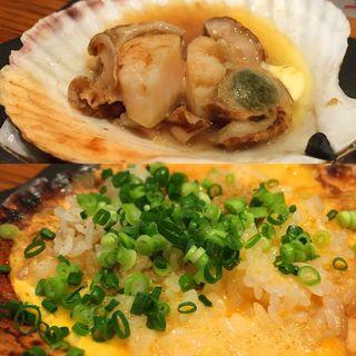 帆立のバター焼き(Shaji (シャジ))